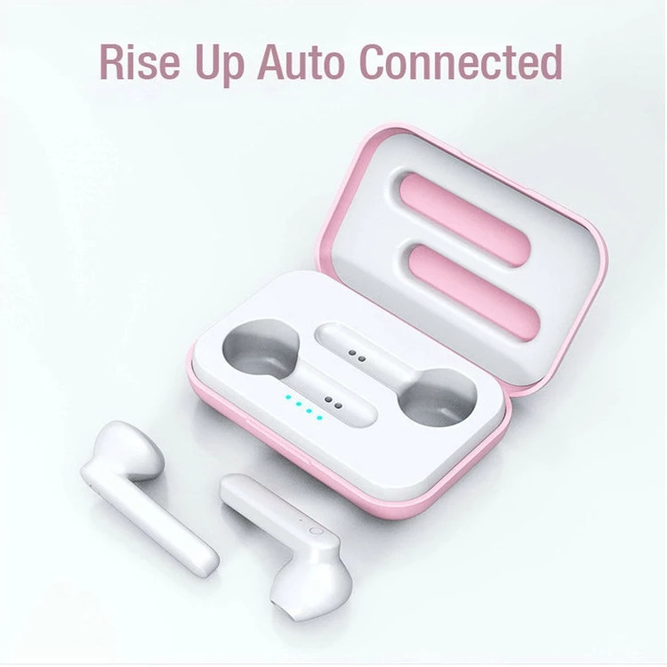 New Design Sports Candy Colors TWS Earbuds with Sleeves