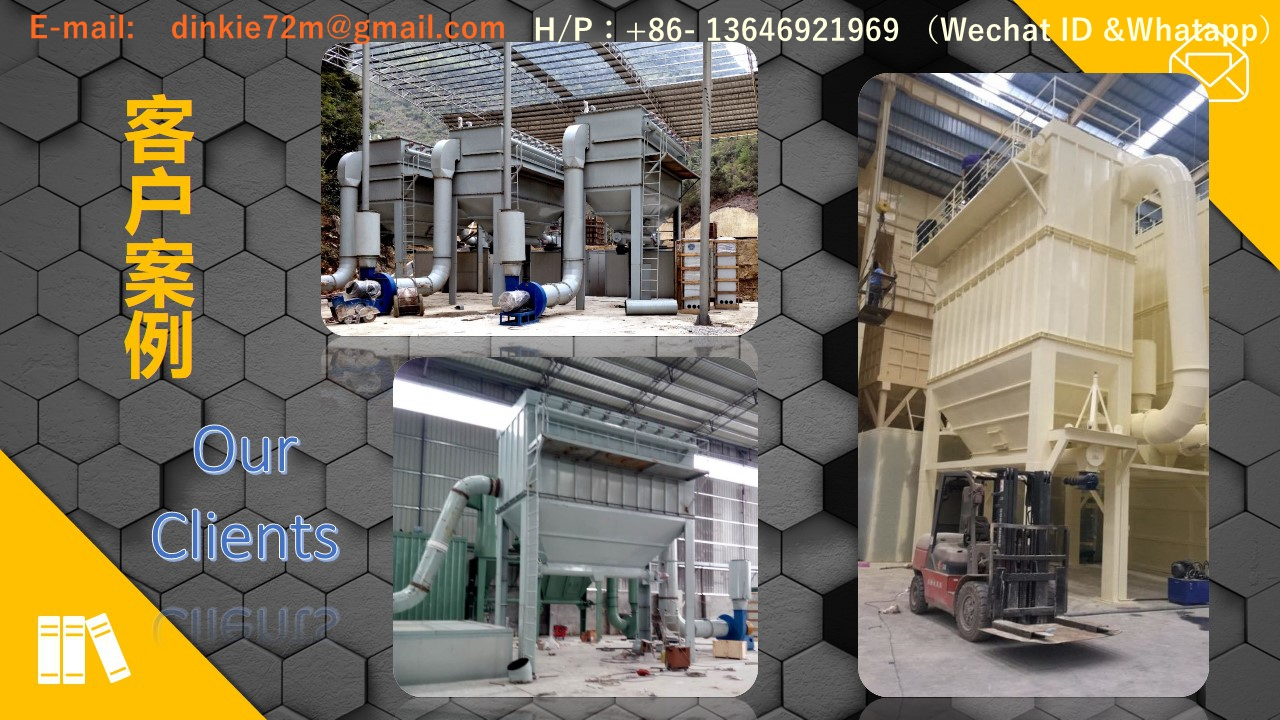 Mineral Powder Processing Machine
