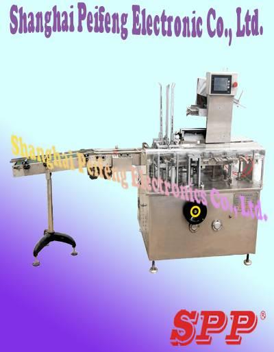 Injection automatic cartoning machine