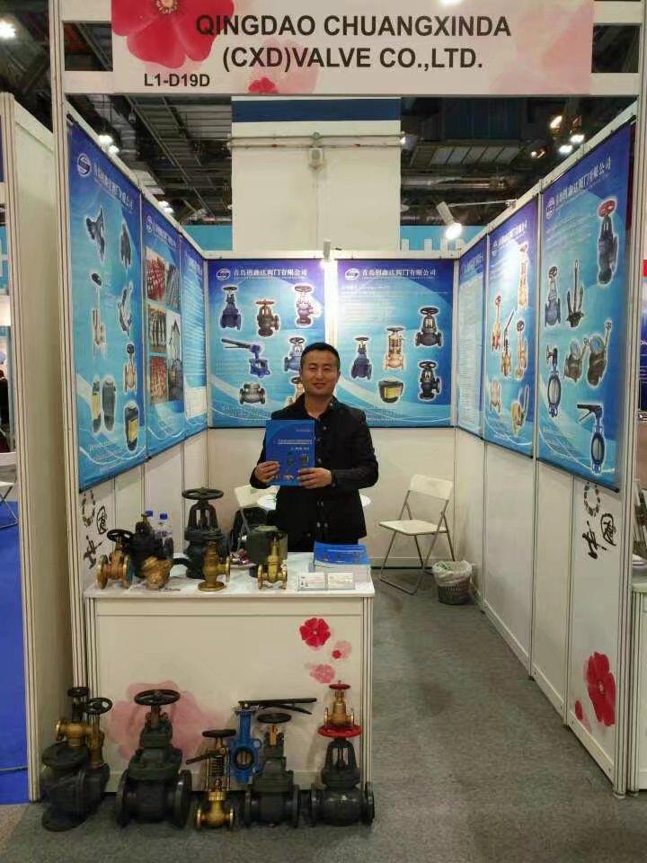Hot sale JIS marine valve with ABS BV