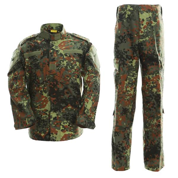 Wholesale China woodland camouflage military uniforms manufacturer