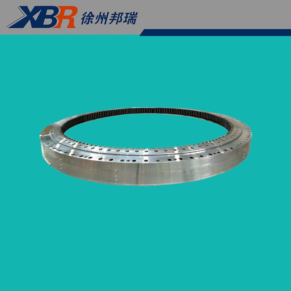 KNB11840 excavator slewing bearing , KNB11840 slewing ring , KNB11840 swing circle for Case Excavato