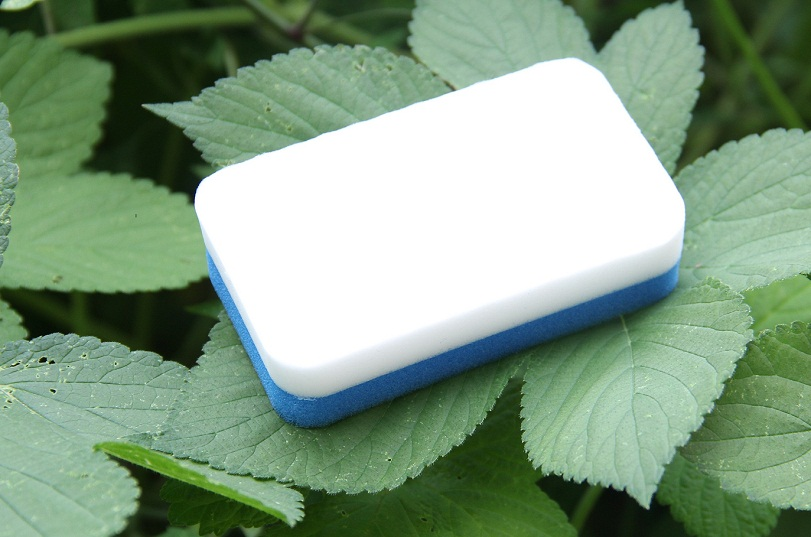 composite with scouring cloth steel other material magic eraser sponge