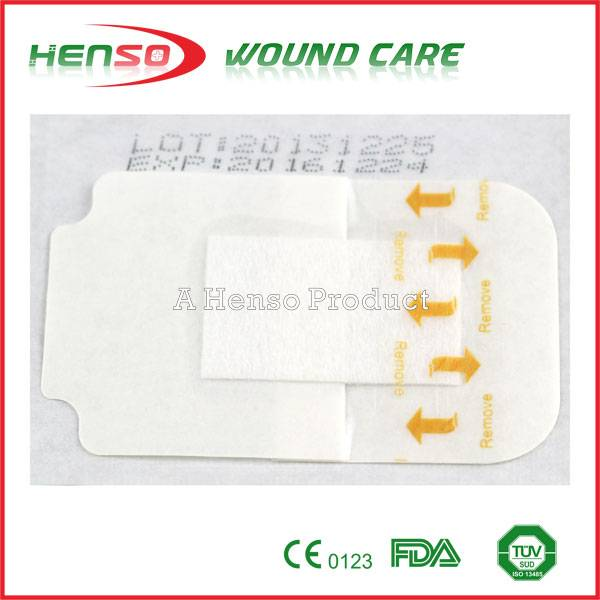 HENSO Disposable Waterproof Adhesive HENSO Disposable Waterproof Adhesive Transparent Wound Dressing