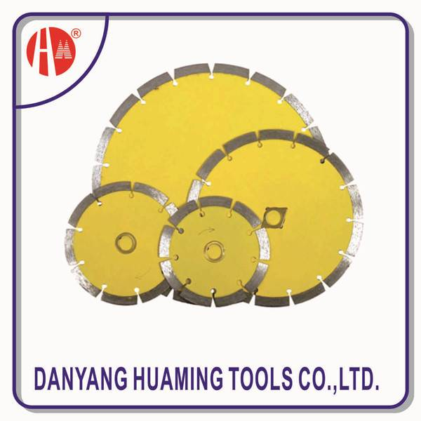 tile and marble tool saw segmented cutting blade for masonry,brick,block,,concrete,stone