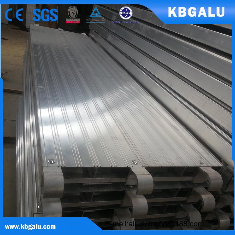 Aluminum plank -2.0m, 2.5m,3.0m