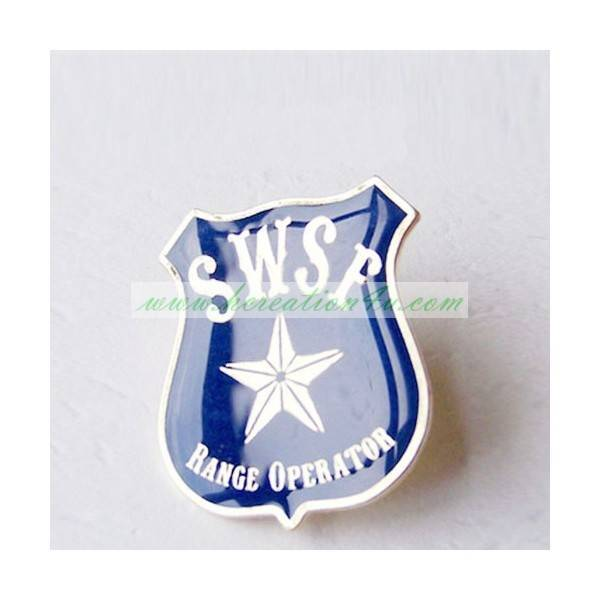 Epoxy Domed Badges