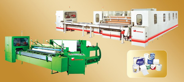 Toilet Paper Production LineZDJ-XJ(II)