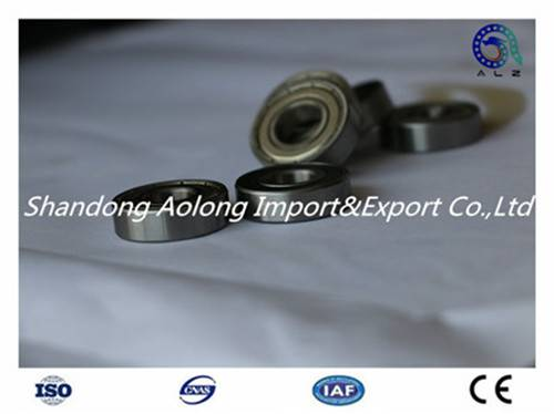 Hot sell high precise deep groove ball bearing 6238