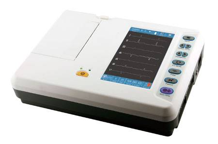 Veterinary ECG Machine VE-306G