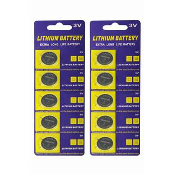 Lithium button cells battery price list