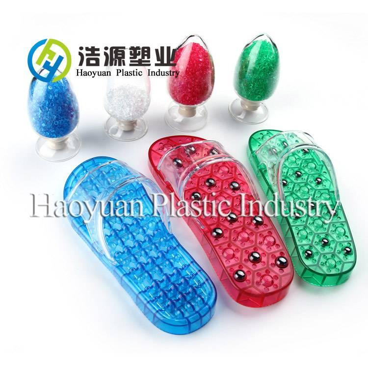 100% virgin PVC compound for shoes