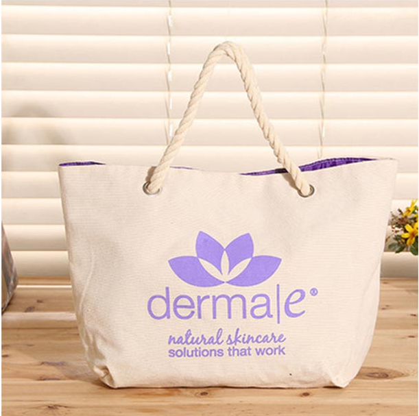 Shopping bag cotton&linen handbag promotion gift