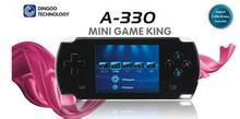 dingoo A330 4G 32bit classic game player with F16 wireless game controller /best selling
