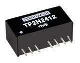 Dual Output DC/DC Converters/TP2H2412/3W