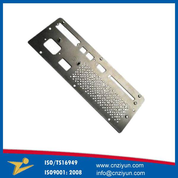 sheet metal stamping parts for chassis