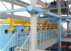 Miscella Vacuum Evaporation Process