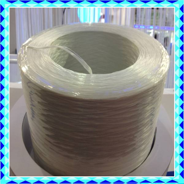 Filament winding process E-glass 900tex Fiberglass Direct roving for fiberglass boats for fishing