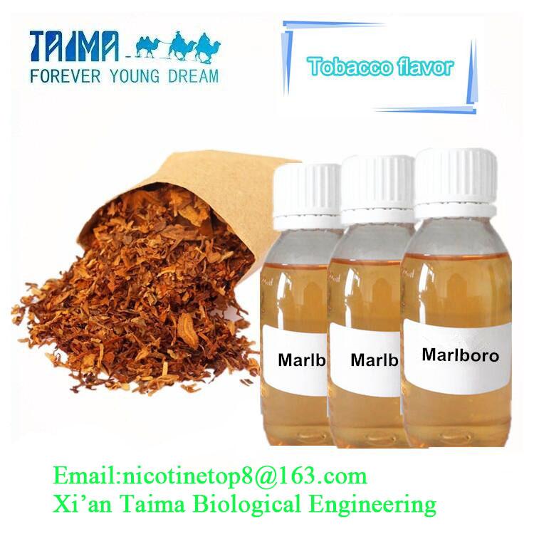 xian taima high concentrate flavor liquid and usp grade pure nicotine e-liquid