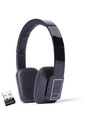 2.4G Digital Wireless Headphone with Built-in Microphone(DA918)