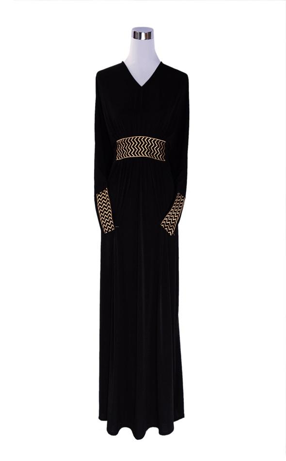 Abaya Islamic Clothing - Mak126