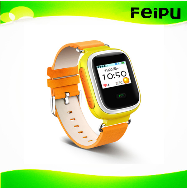 GPS Anti-loss Children's Smart Watch Phone/OEM Android/OS Wrist Watch/Touch Screen Bluetooth 510