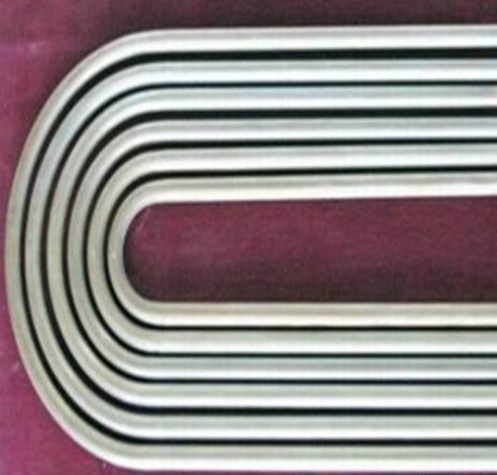 U shaped Stainless Steel Tube