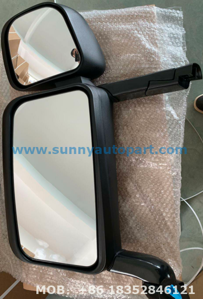 Factory Direct Sell European Truck Rearrview Side Mirror Electric and Heating for Scania