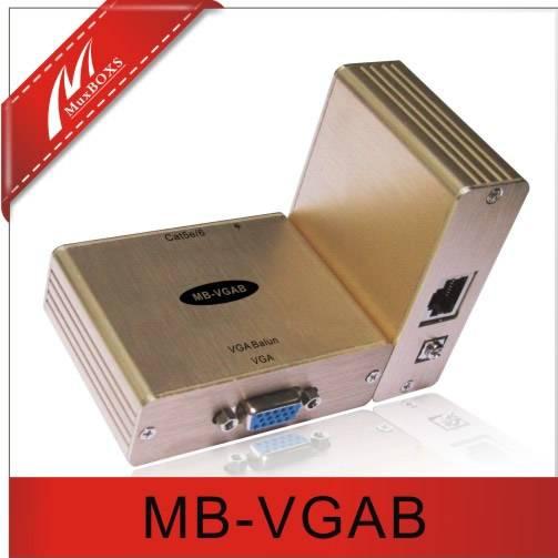 Passive VGA Balun Over Cat5e/6