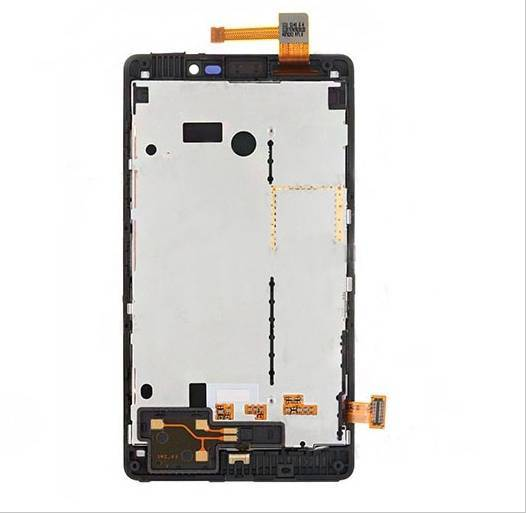 Replcement Lumia 820 Touch Digitizer Assembly for Nokia 820 LCD