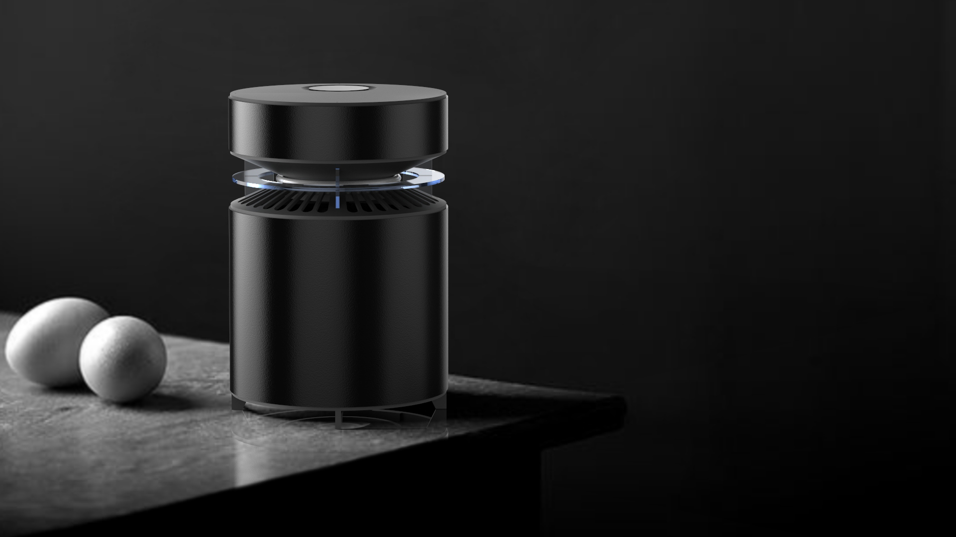 Suction type Mosquito Killer with Ultrasonic Dispeller