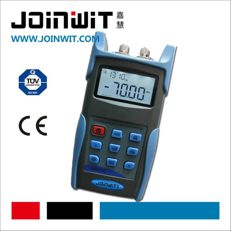 JW3209 Handheld Optical Multimeter