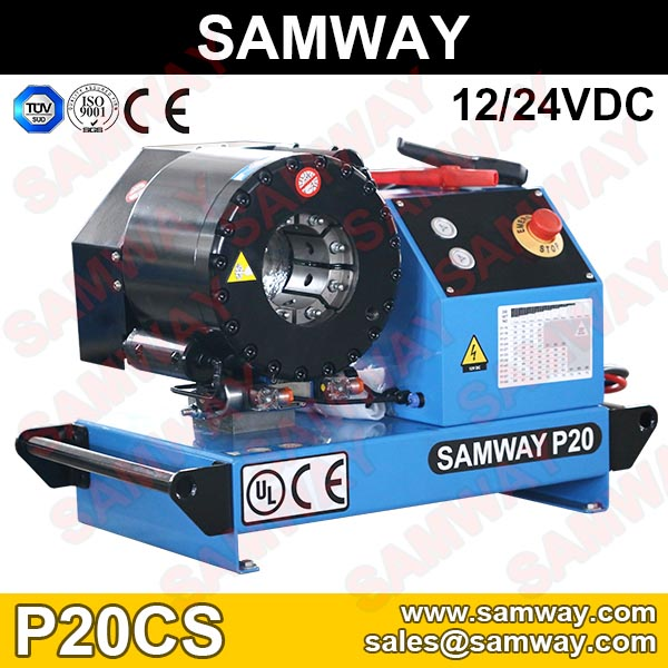 Samway P20CS  12/24V DC For Mobile Van or Truck