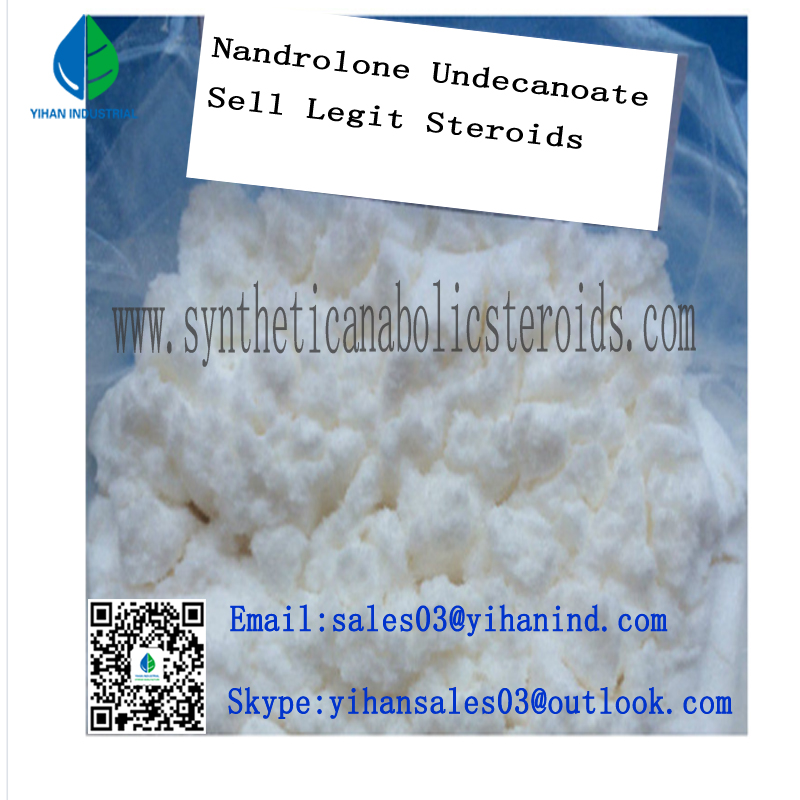 Pharmaceutical Steroids Nandrolone Undecanoate Powder for Healthy Bodybuilding CAS: 862-89-5 Iris