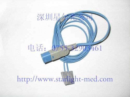 HP M1192A Pediatric silicone soft tip spo2 sensor
