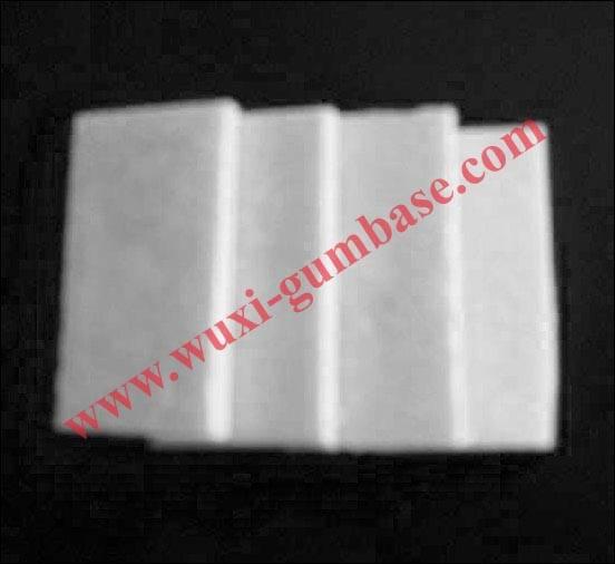 Gum base (block form)