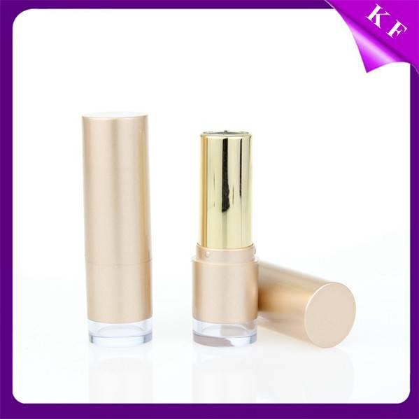 Shantou Kaifeng Screen Printing Cosmetics Plastic Lipstick tube CS-2194