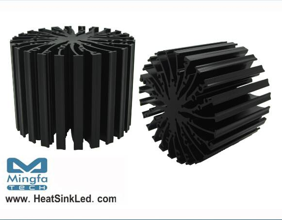 Bridgelux Modular Passive LED Cooler EtraLED-BRI-9680