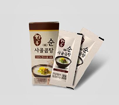 Well-Being Food_Korean Beef Bone Soup(12g10)