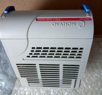 5X00121G01 Ovation 8 Channel RTD Input