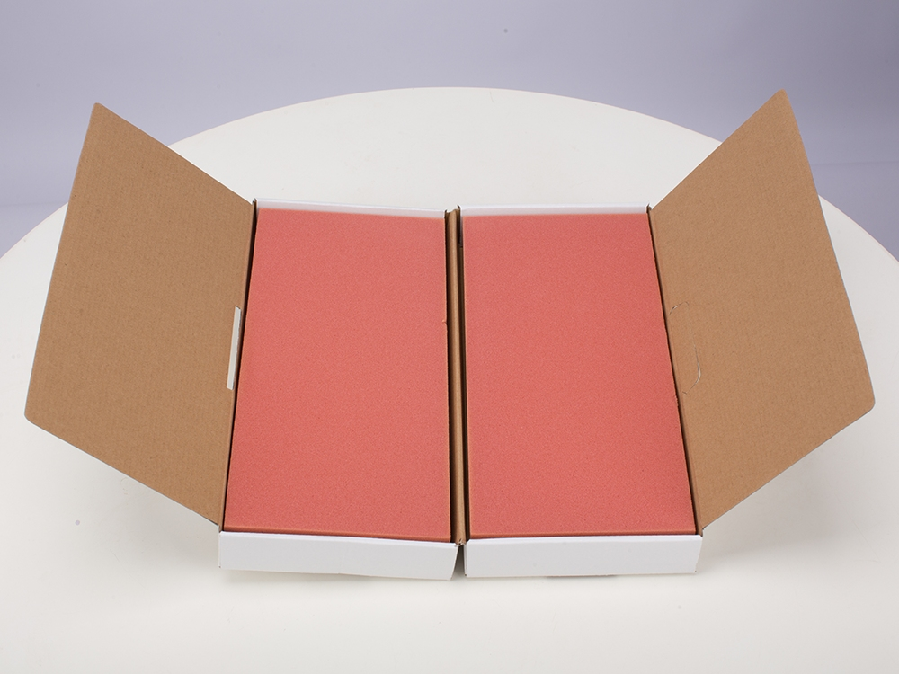 Medical Foam Footprint Impression Foot-sole Moulding Box