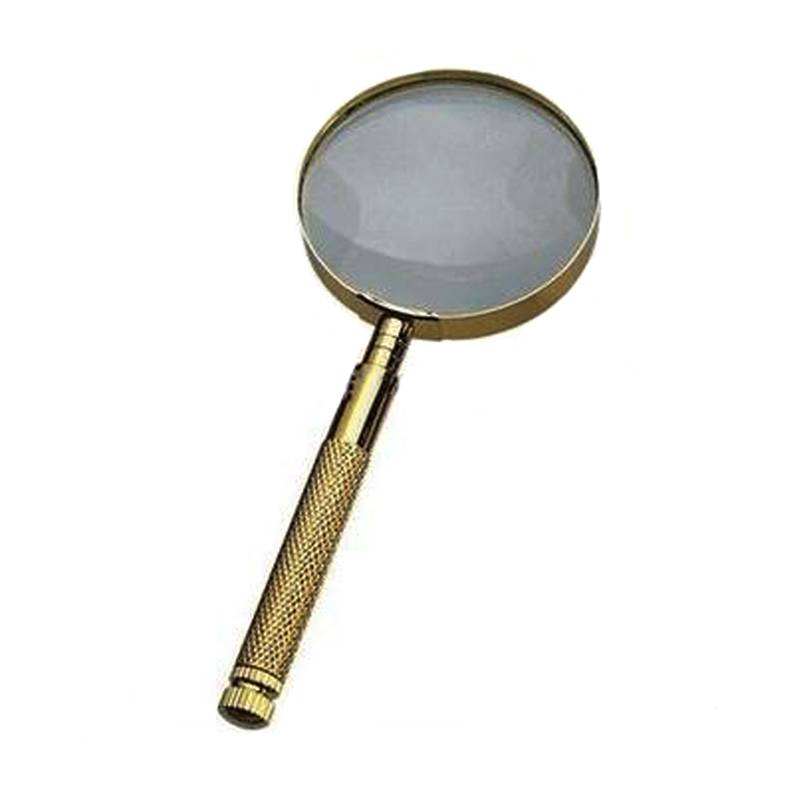 Classic Gold 3x75 full metal good quallity magnifier