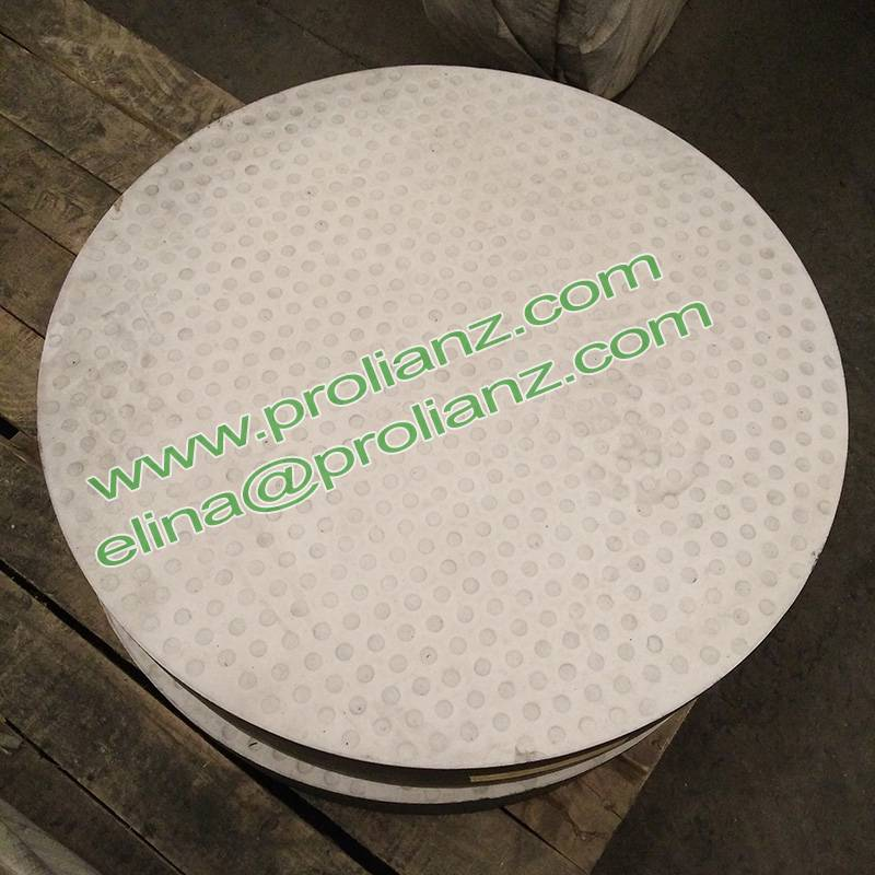 China Supplied Elastomeric Bearings (Exported to Nigeria)