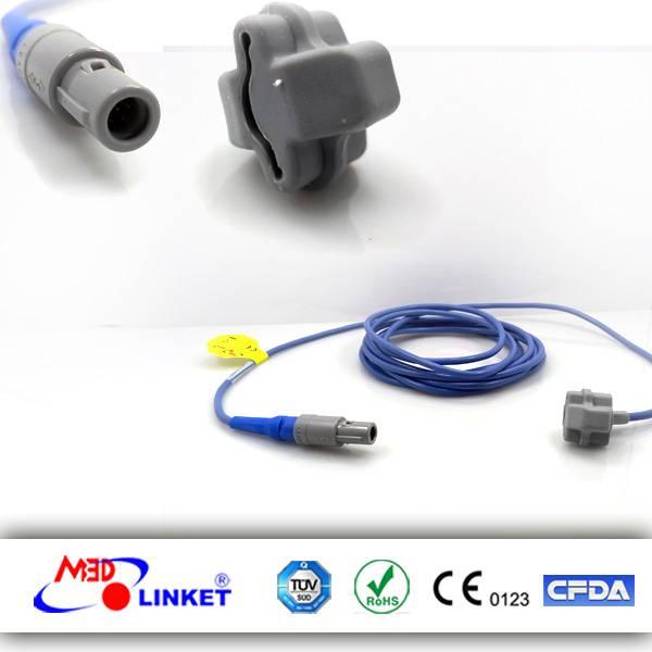 Direct Connect Reusable SpO2 Sensor S0111e-l