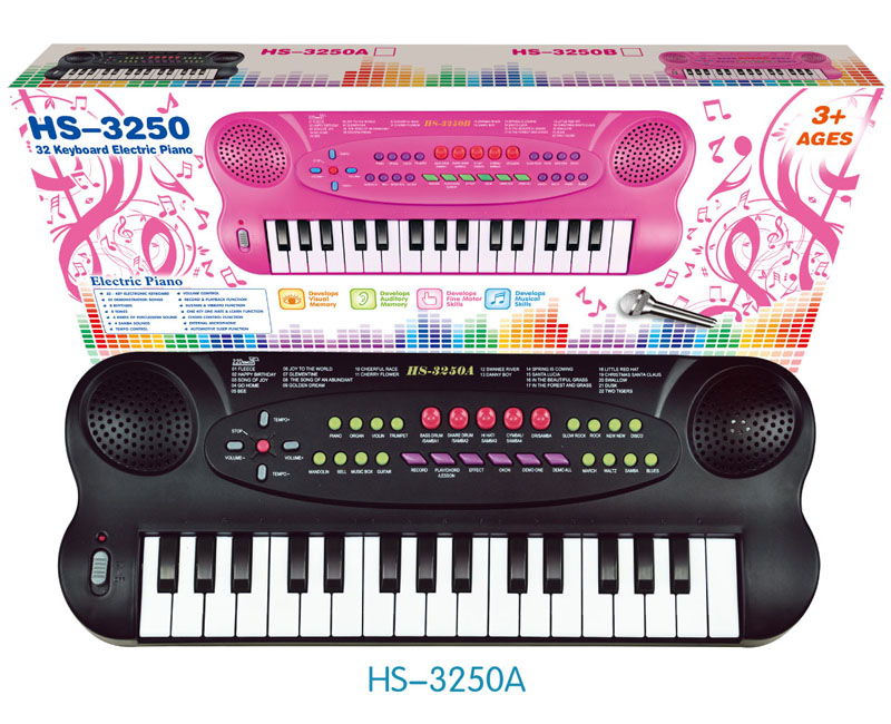 32-key electric piano musical toy