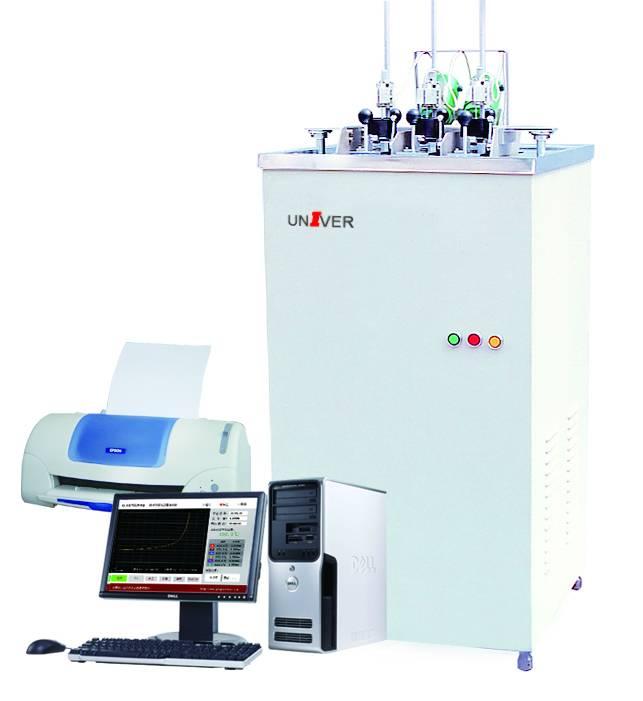 VKT-300 Series HDT/VICAT Tester
