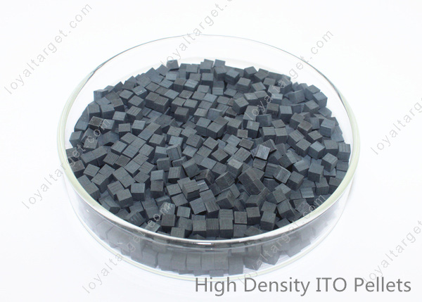 Conductive metal oxide coating material ITO indium tin oxide pellet