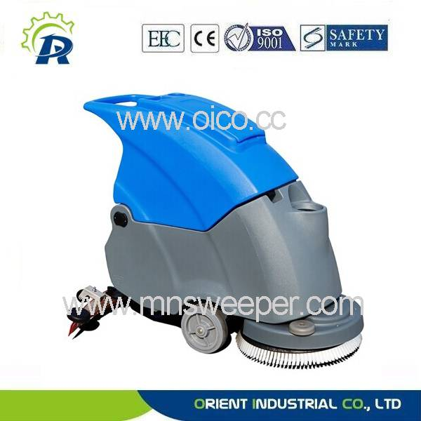 commerial hand-push  & walk-behind sweeper with CE