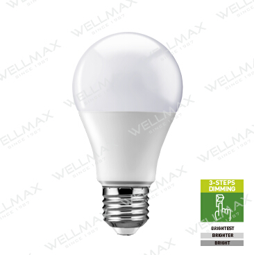 WELLMAX Segmented Dimming LED Bulbs-Classic Series