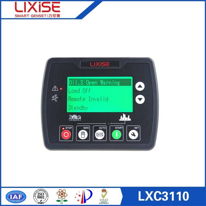LXC3110 LIXiSE spare parts for generator engine control unit
